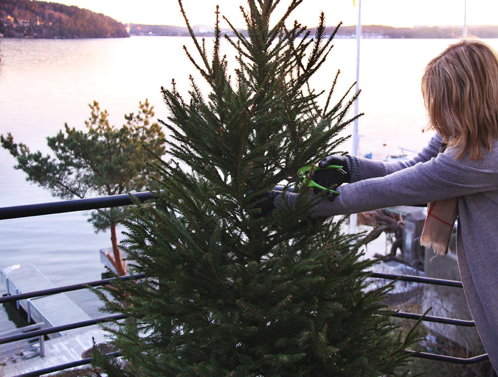 Julpyssel, Ekerö