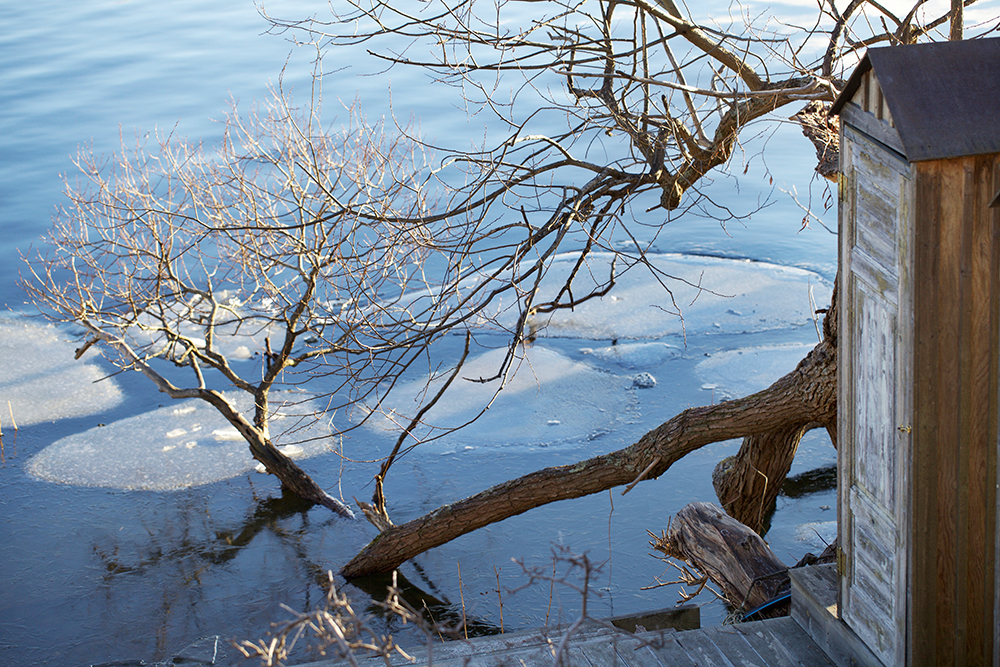 avbruten pil gren