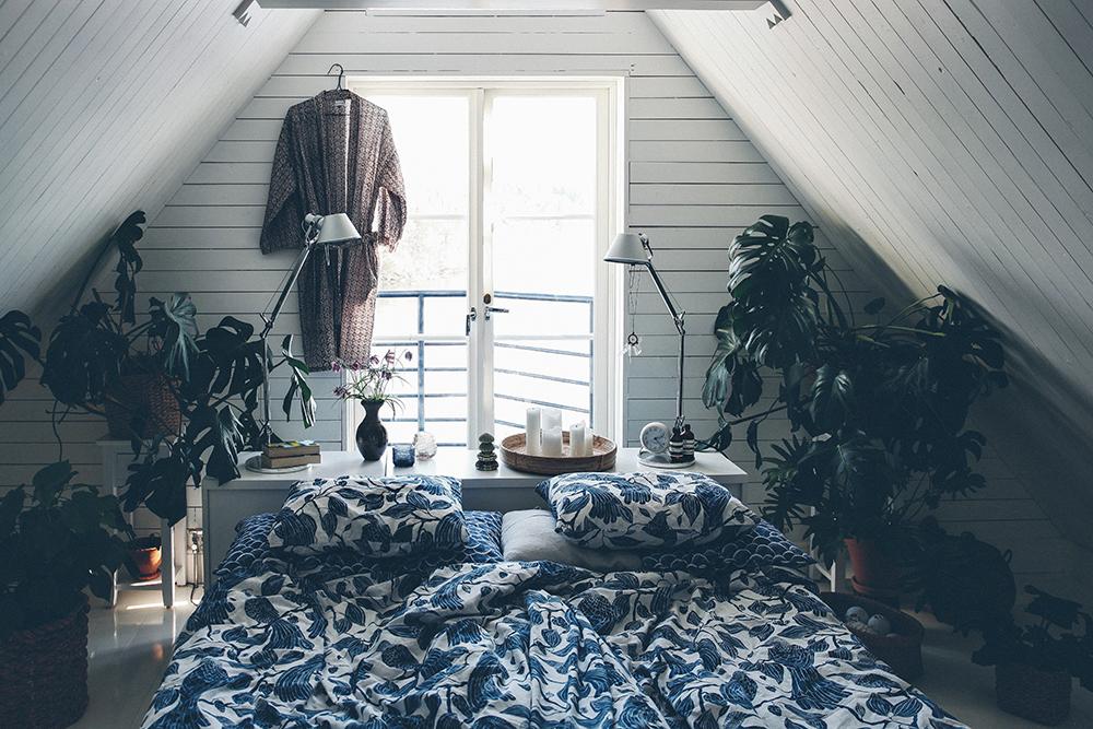 Paradis i sovrummet, glass av koldioxid och falska kroppkakor!