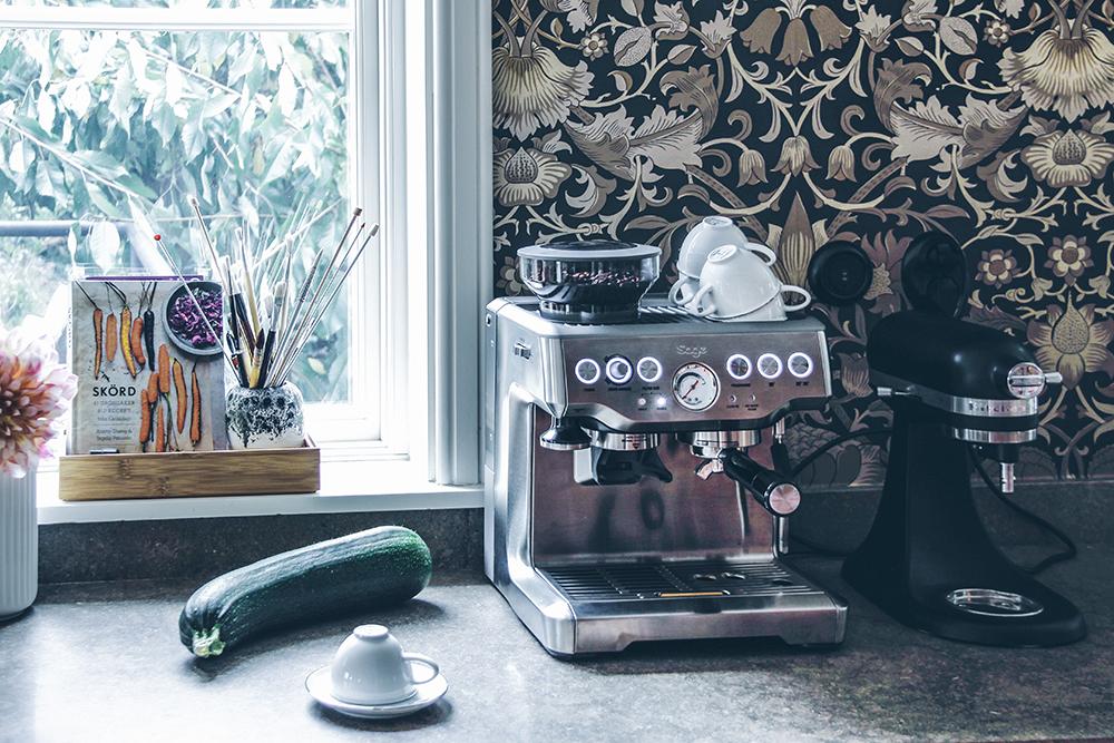 Sage kaffemaskin