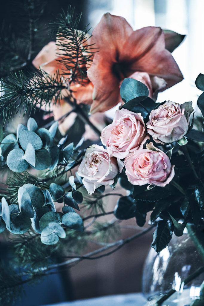 blommor, bukett