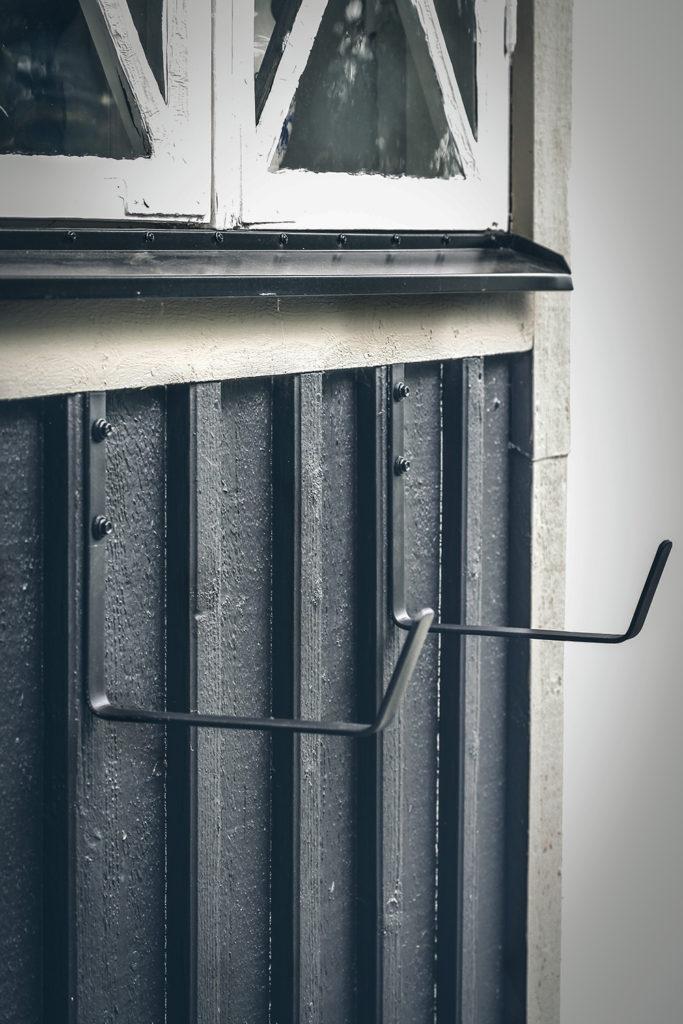 DIY-fästen fönsterlådor