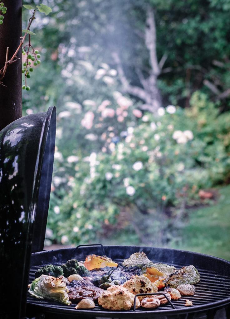 Mat, grillning