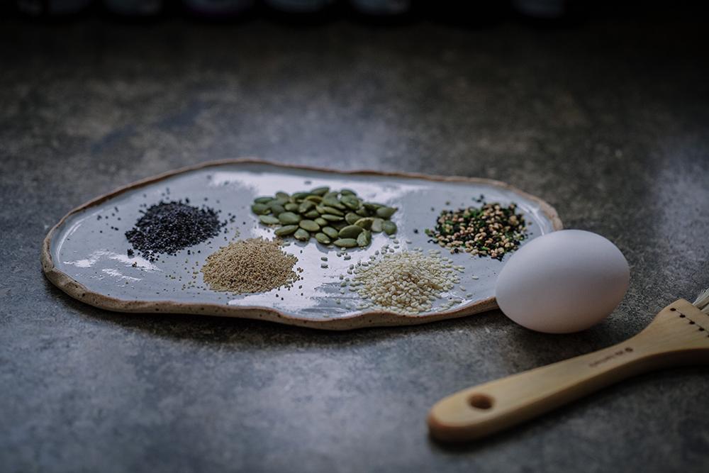Recept - frallor med frön