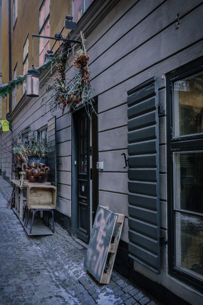Gamla Stan. Stockholm