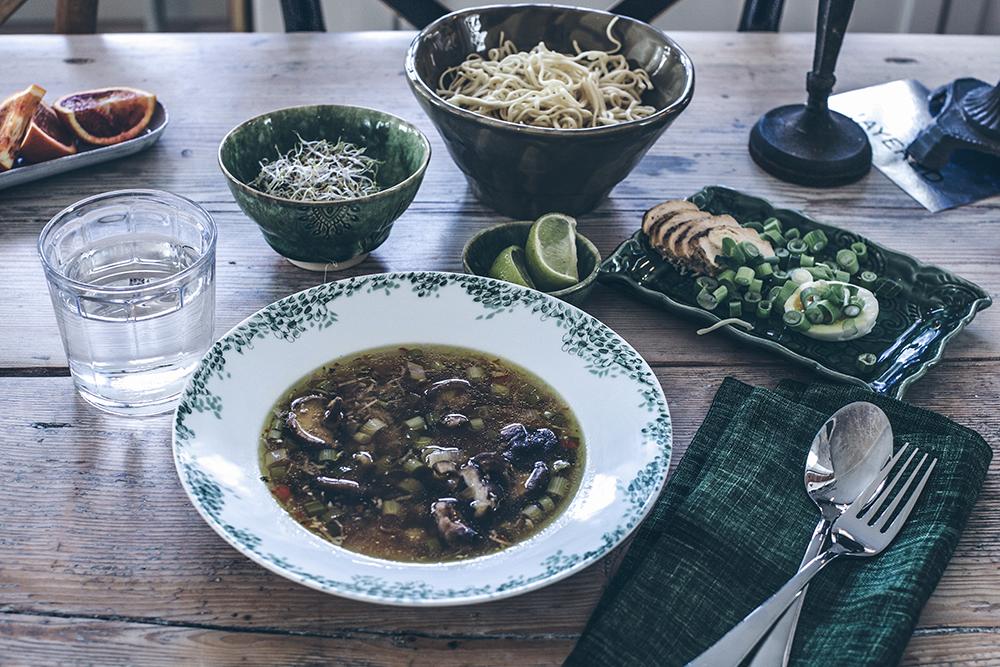 Recept Ramen