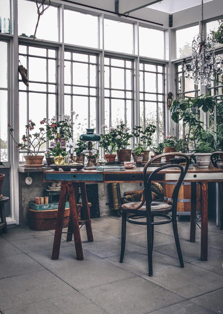 Växthus, hemmabygge