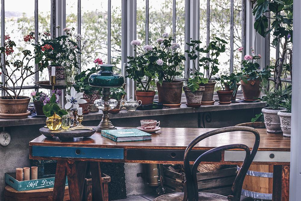 Hemmabygge Växthus