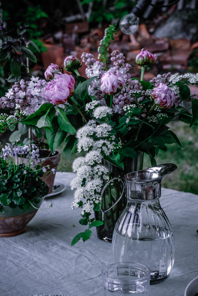Trädgårdsliv, Syrén Beauty of Moscow