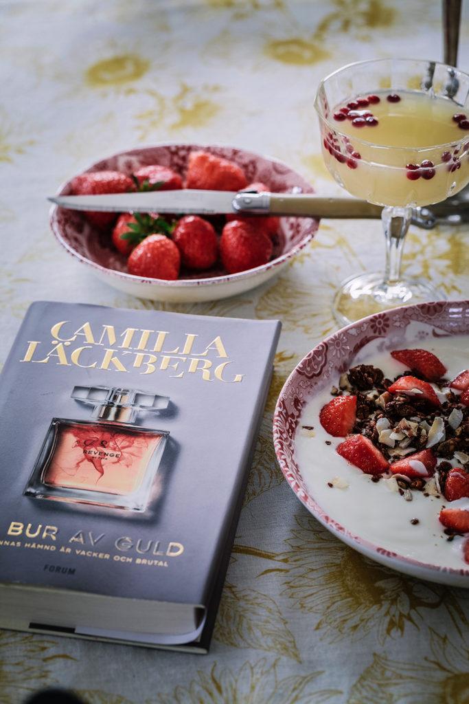 Camilla Läckberg En bur av guld,