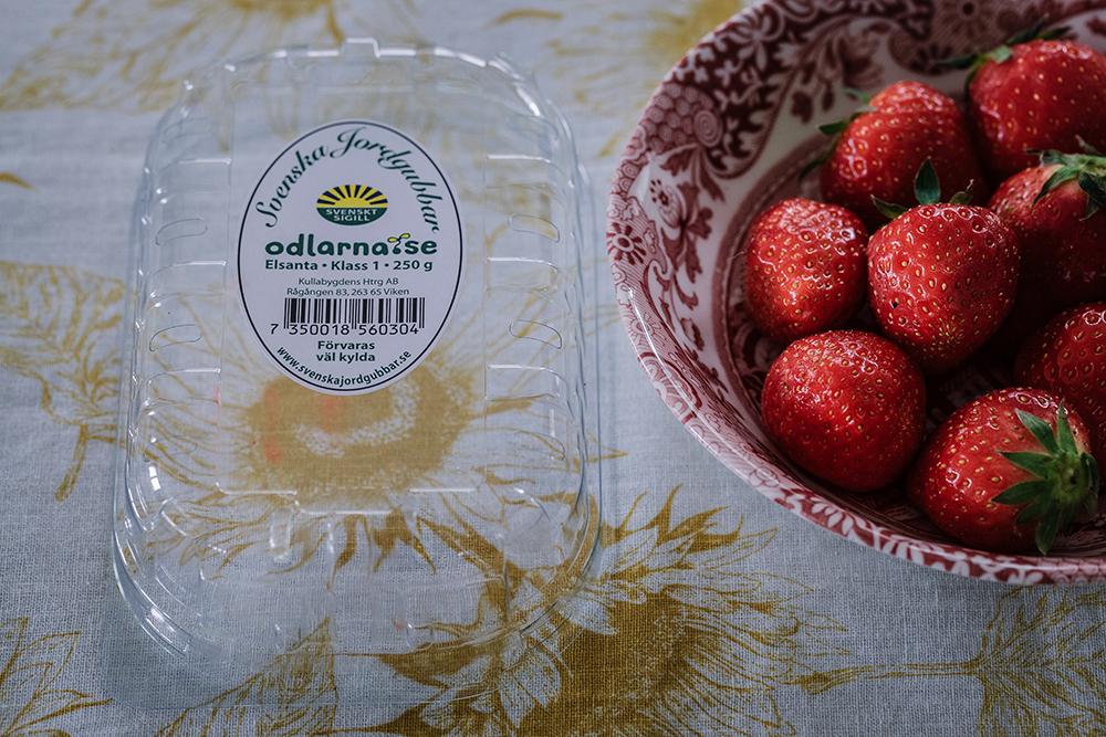 Svenska jordgubbar